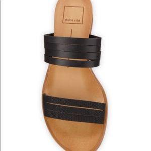 3/$18 Dolce Vita Pais Sandal - Black